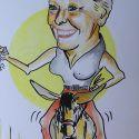 karikatuur-vrouw_op_ezel