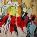 schilderij-figuratief-2002-discussie