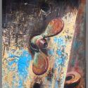 schilderij-figuratief-2016-verroeste-vleugelmoer